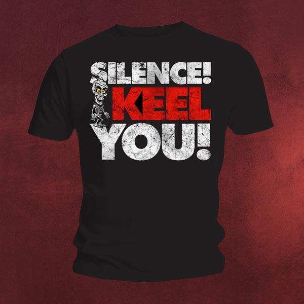Jeff Dunham - Silence T-Shirt