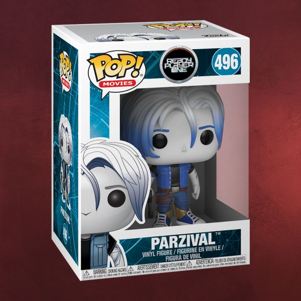 Ready Player One - Parzival Funko Pop Figur