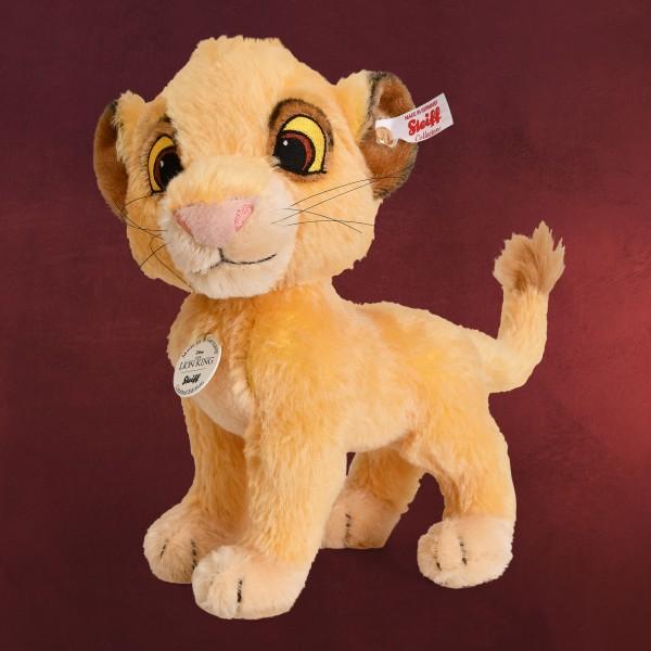 König der Löwen - Simba Sammler Figur von Steiff Limited Edition 24 cm