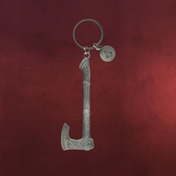 Assassin's Creed - Valhalla Axe 3D Schlüsselanhänger
