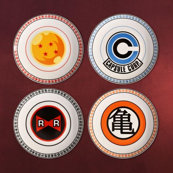 Dragon Ball Z - Symbols Tellerset