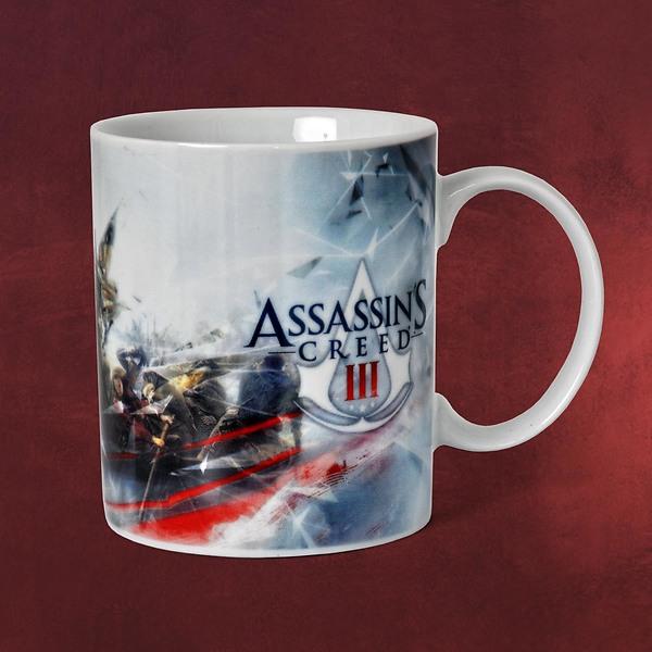 Assassins Creed III - Delaware Tasse
