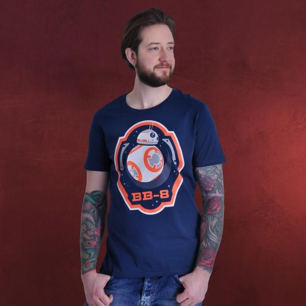 Star Wars - BB-8 Droiden T-Shirt