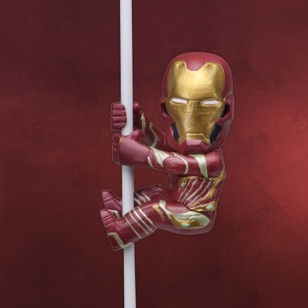 Avengers - Iron Man Scalers Clip-Figur