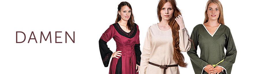 Mittelalter - Damen