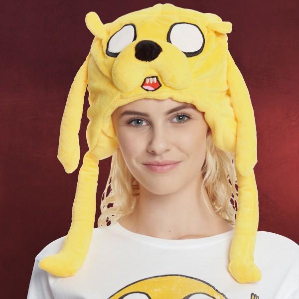 Adventure Time - Jake Plüsch-Mütze gelb