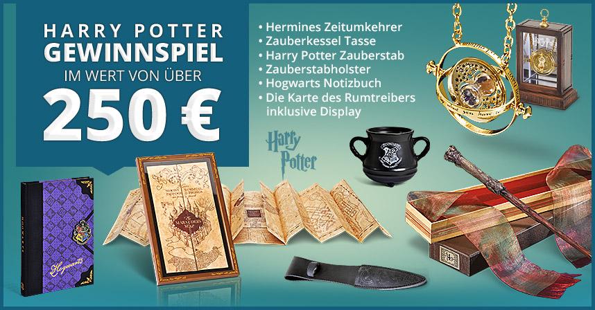 Harry Potter Back To Hogwarts 250 Euro Gewinnspiel Elbenwald De