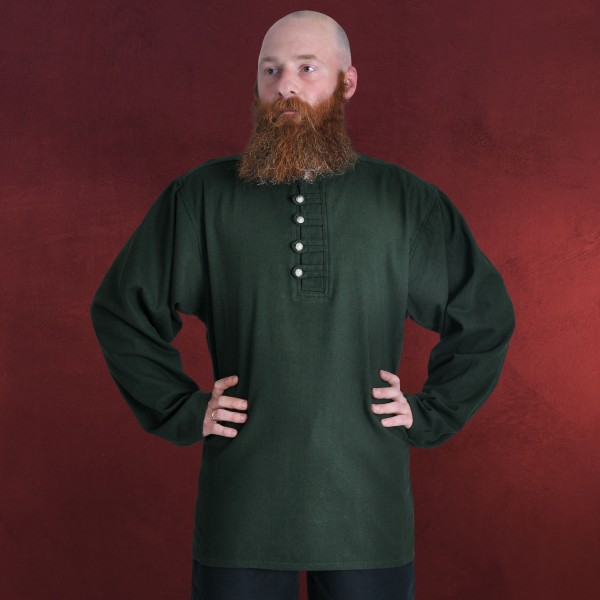 Adalbero - Hemd grün