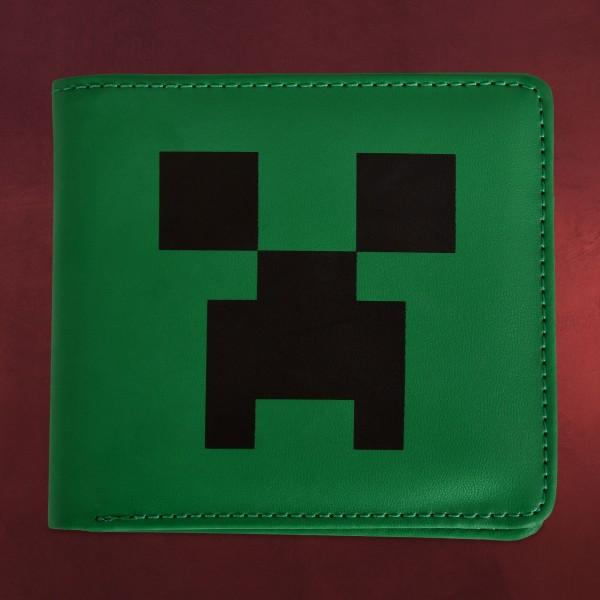 Minecraft - Creeper Geldbörse