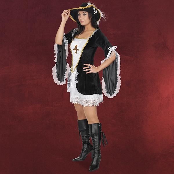 Musketier Kostüm Kleid