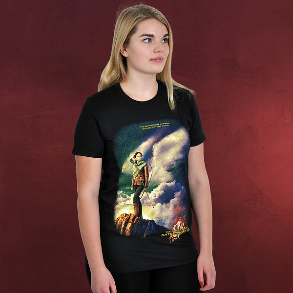 Tribute von Panem - Movie Poster T-Shirt