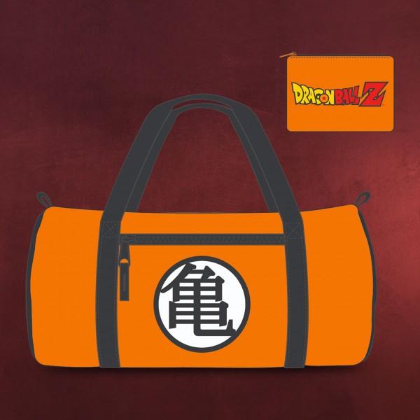 Dragon Ball Z - Kame & Kaio Symbol Sporttasche und Geldbörse