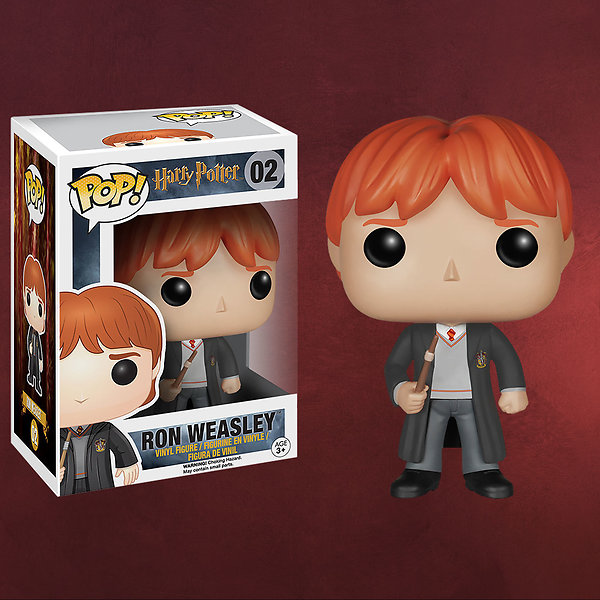 Harry Potter- Ron Weasley Mini-Figur