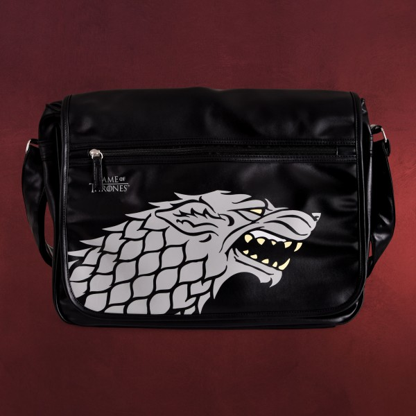 Game of Thrones - Stark Wappen College Tasche