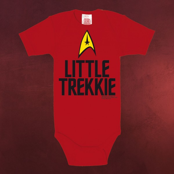 Star Trek - Little Trekkie Baby Body rot