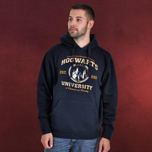 Magic University Hoodie navy