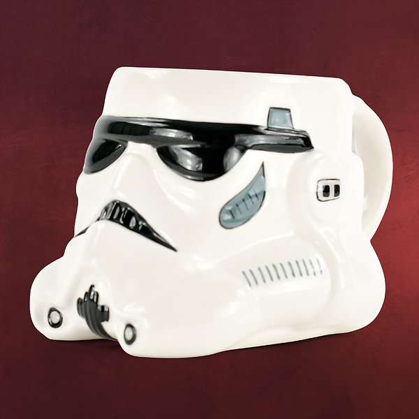 Star Wars - Stormtrooper 3D Tasse
