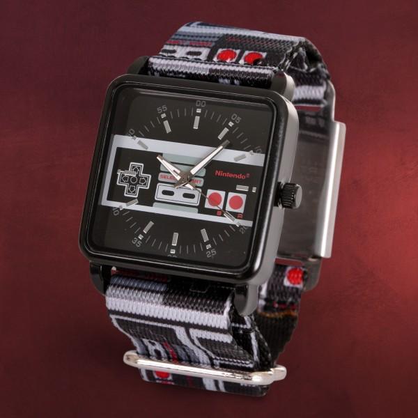 Nintendo - NES Controller Armbanduhr