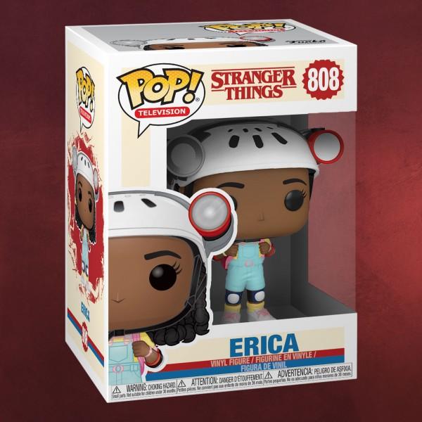 Stranger Things - Erica Funko Pop Figur