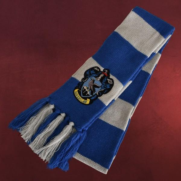 Harry Potter - Ravenclaw Wappen Kostüm Strickschal