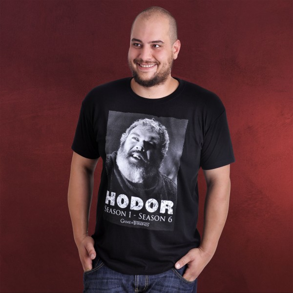 Game of Thrones - Hodor Wylis T-Shirt
