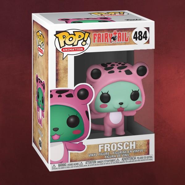Fairy Tail - Frosch Funko Pop Figur