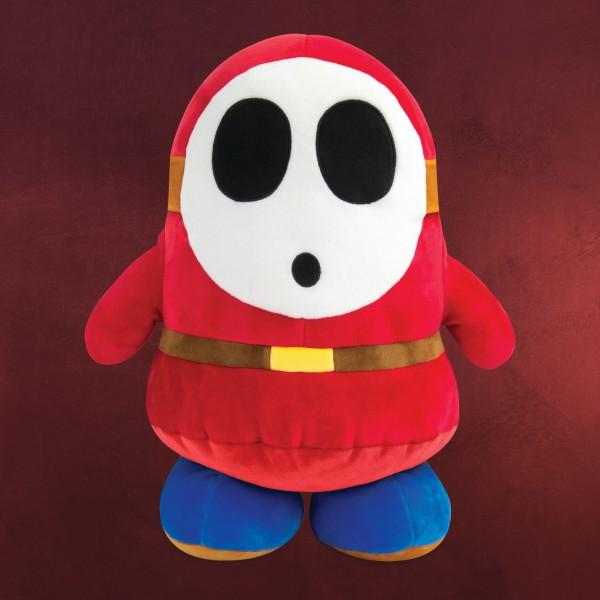 Super Mario - Shy Guy Plüsch Figur XL