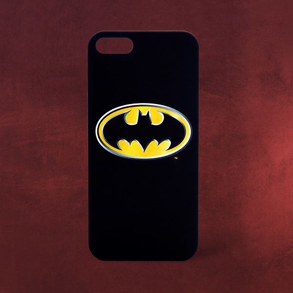 Batman - Logo iPhone 5 Schale