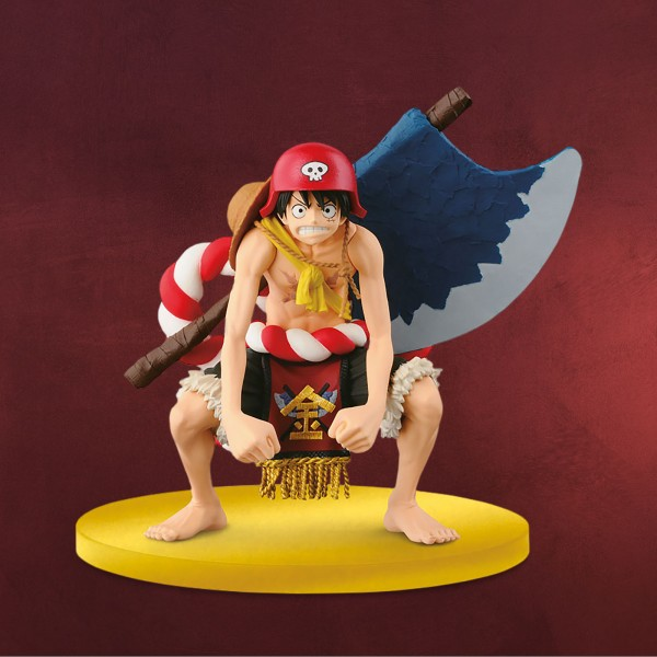 One Piece - Big Zoukeio Luffy Figur