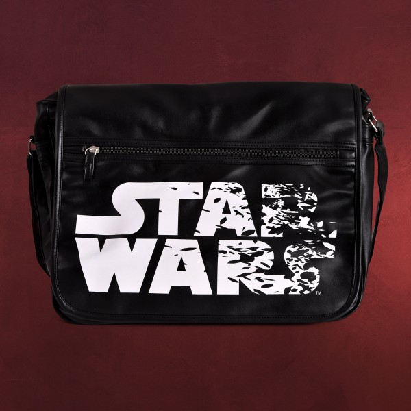 Star Wars - Crushed Logo College Tasche