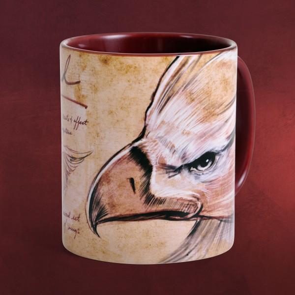 Thunderbird Tasse - Phantastische Tierwesen