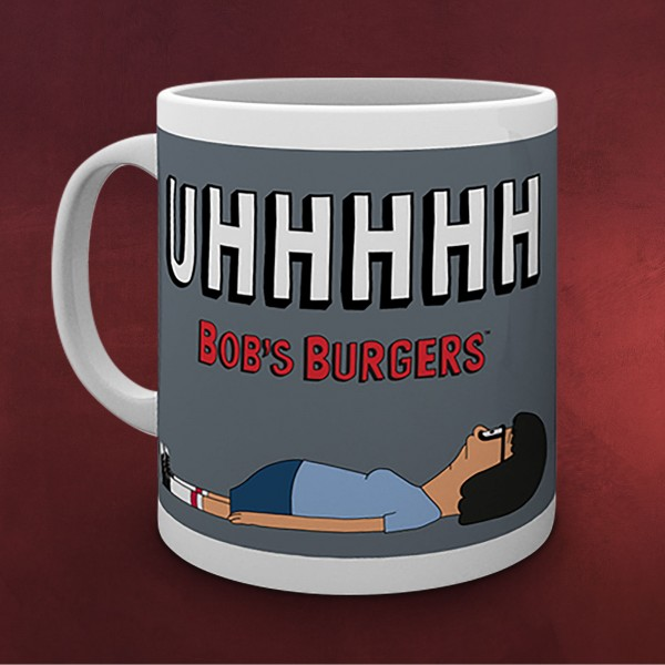 Bobs Burgers - Tina Uhhhhh Tasse