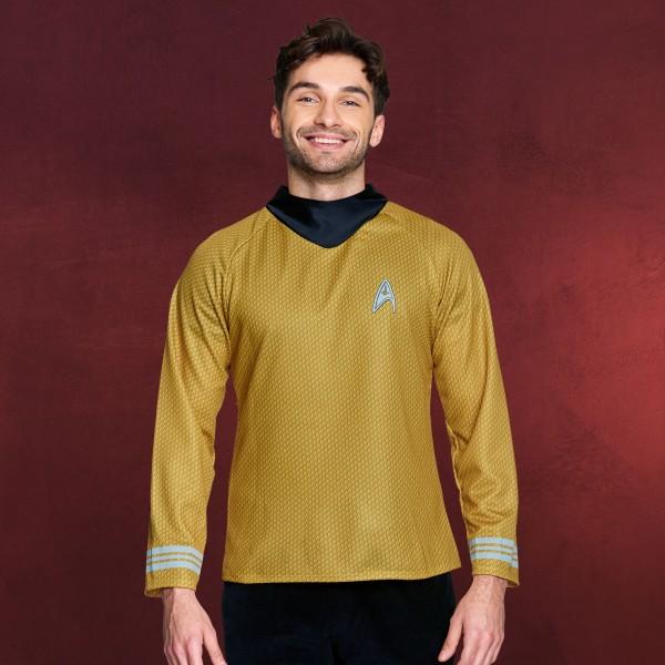 Star Trek - Captain Kirk Movie Kostüm Shirt