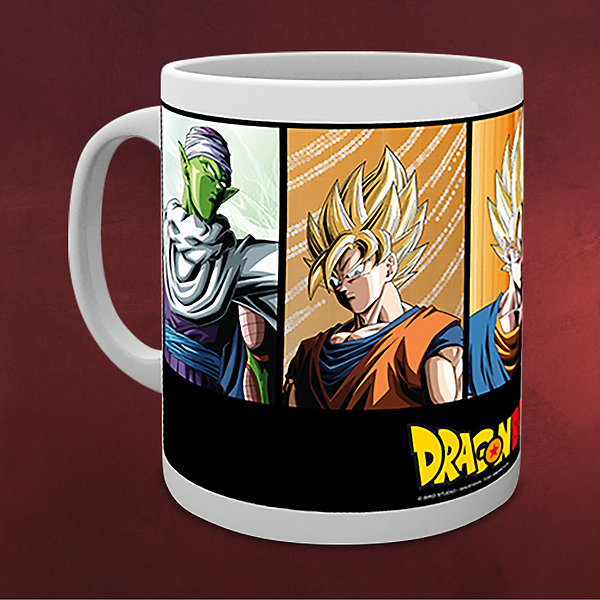 Dragon Ball Z - Moody Tasse