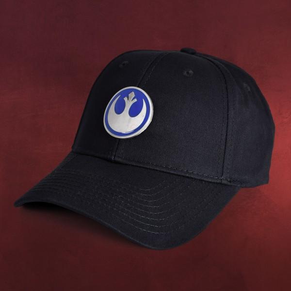 Star Wars - Rebel Alliance Metall Logo Basecap