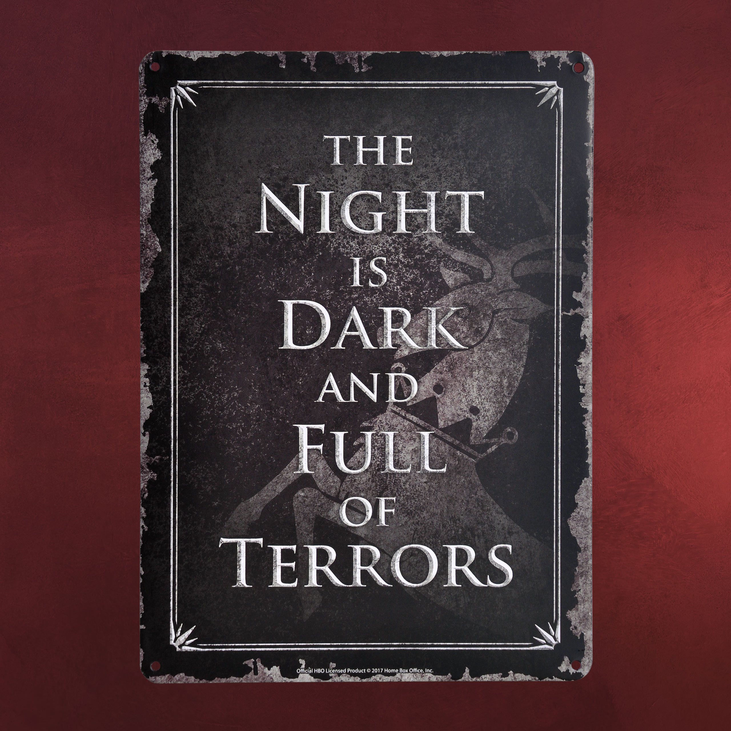 game of thrones dark terror schild elbenwald. Black Bedroom Furniture Sets. Home Design Ideas