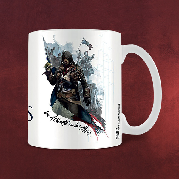 Assassins Creed - Unity Liberte Tasse