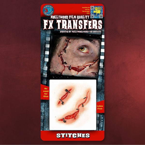 Naht 3D FX Transfers