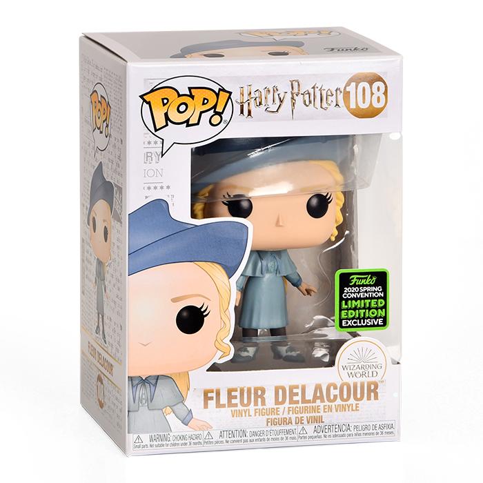 Harry Potter - Fleur Delacour Funko Pop Figur exklusiv