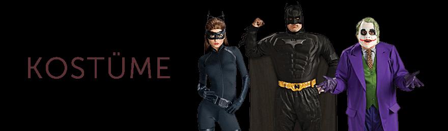 Batman - Kostüme