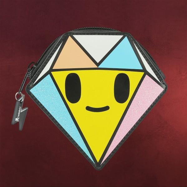 tokidoki - Glitter Diamond Geldbörse