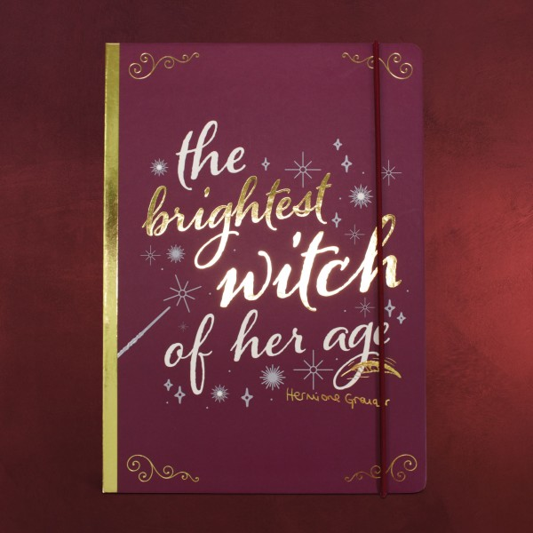 Harry Potter - Hermine Granger Notizbuch A5