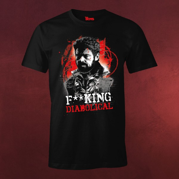 The Boys - Diabolical Boys T-Shirt schwarz