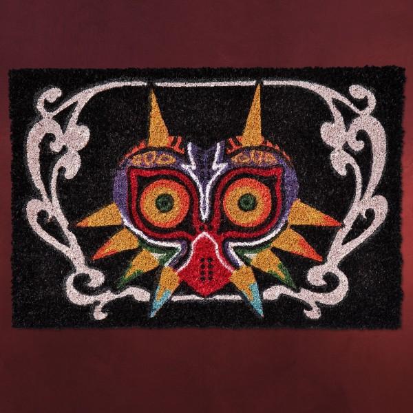 Zelda - Majoras Mask Fußmatte