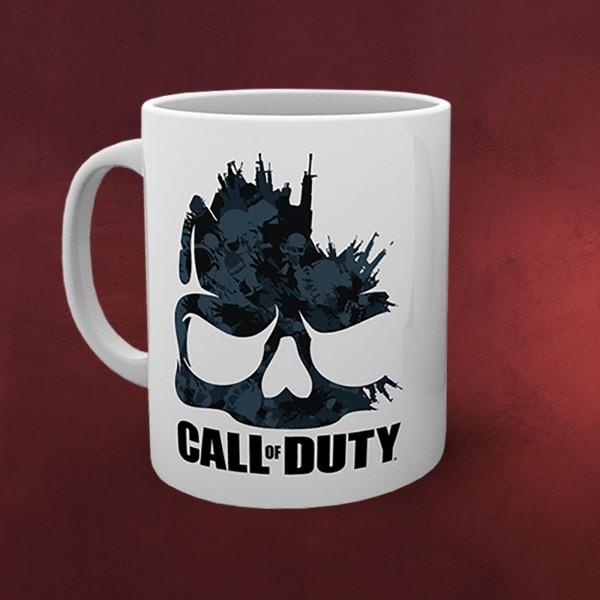 Call of Duty - Totenkopf Tasse
