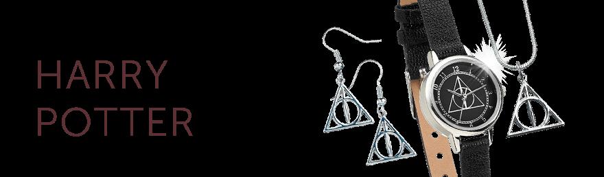 Schmuck für Harry Potter Fans