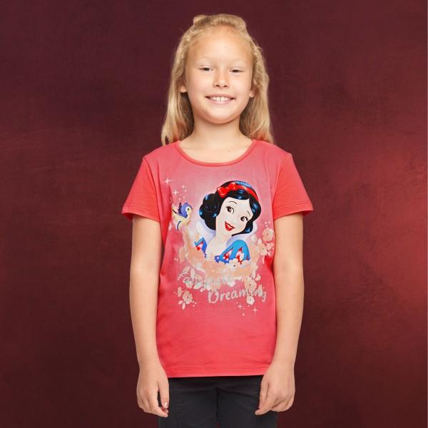 Schneewittchen - Fairytale Dreaming T-Shirt Kinder rot
