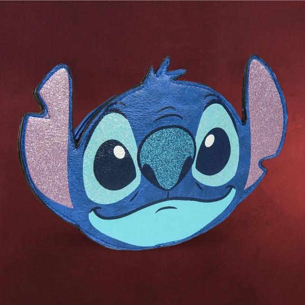 Lilo & Stitch - Stitch Glitter Kleingeldbörse
