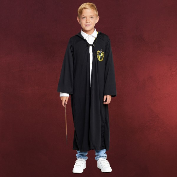 Harry Potter - Hufflepuff Robe für Kinder