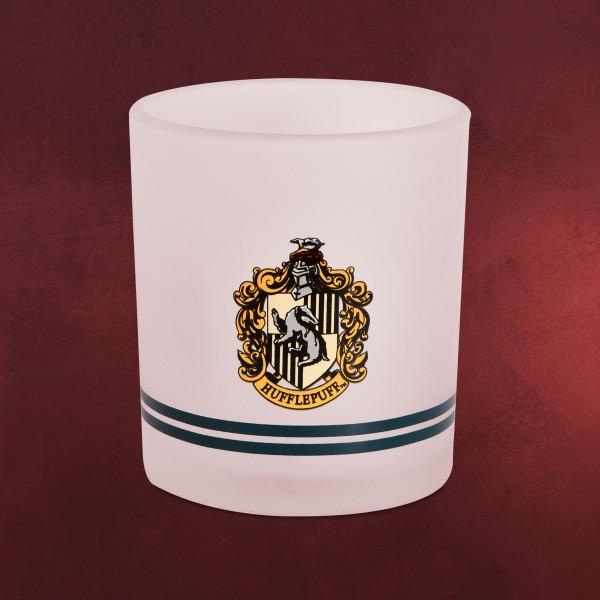 Harry Potter - Hufflepuff Wappen Milchglas Tumbler